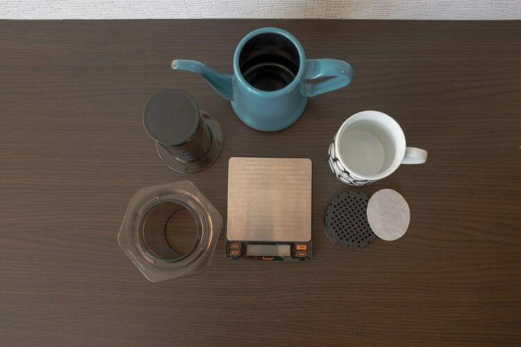 aeropress coffee instructions