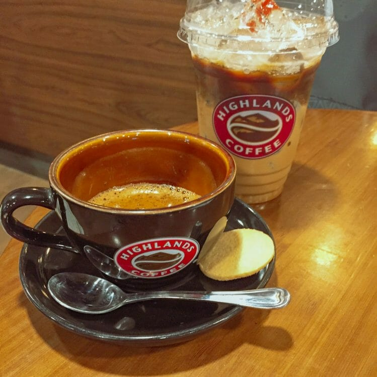 coffee in ho chi minh city